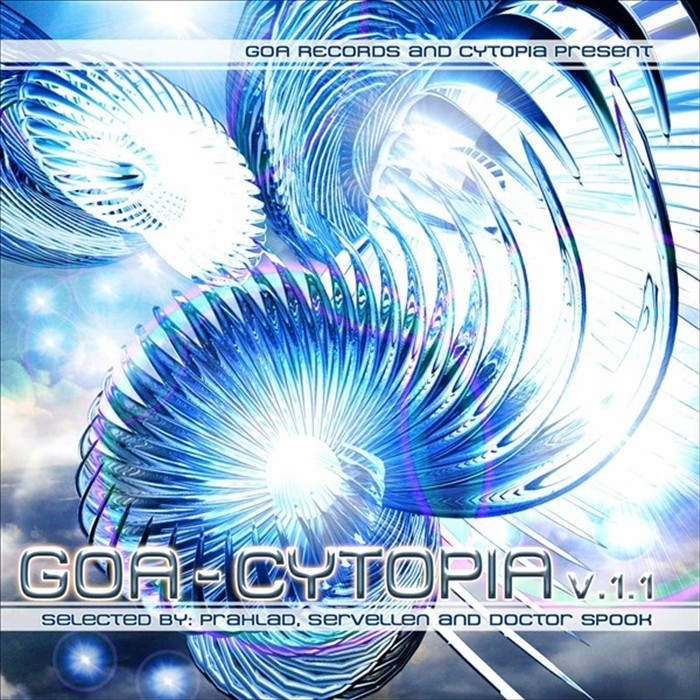 VARIOUS - Goa-Cytopia V 1.1 (selected by Prahlad/Servellen/Dr Spook)
