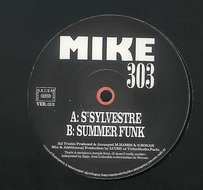 MIKE 303 - St Sylvestre