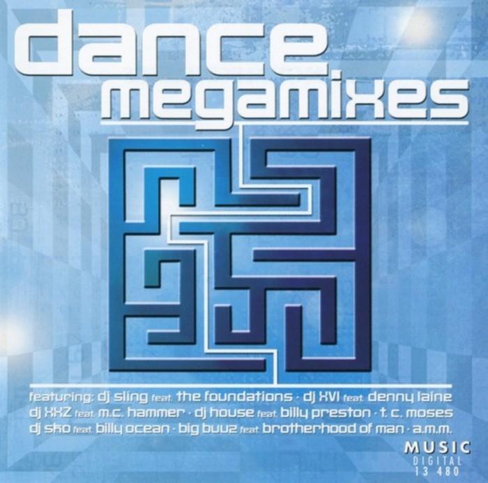 VARIOUS - Dance Megamixes (unmixed tracks)