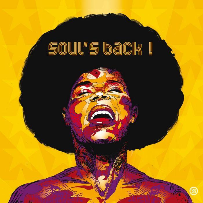 VARIOUS - Soul's Back!