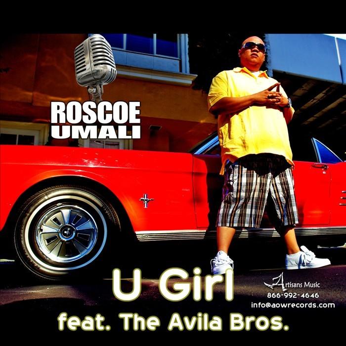 UMALI, Roscoe - U Girl - Single