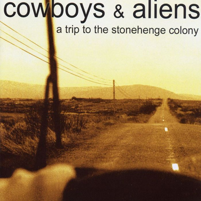 COWBOYS & ALIENS - A Trip To The Stonehenge Colony