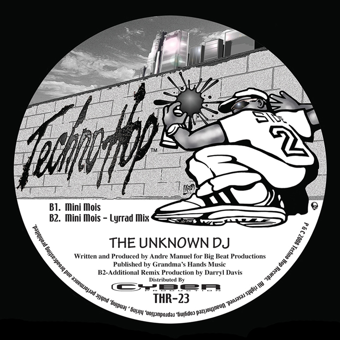 UNKNOWN DJ, The - This Is Electro