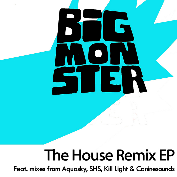 BAOBINGA & ID - Big Monster - The House Remix EP