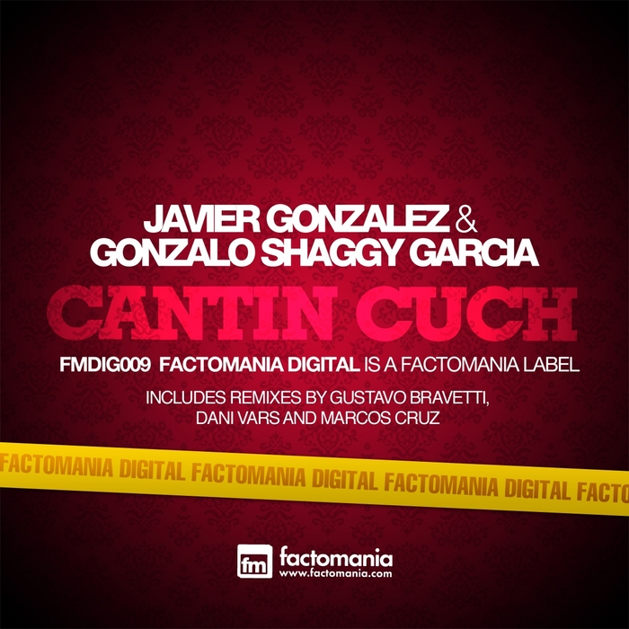 GONZALEZ, Javier/GONZALO SHAGGY GARCIA - Cantin Cuch