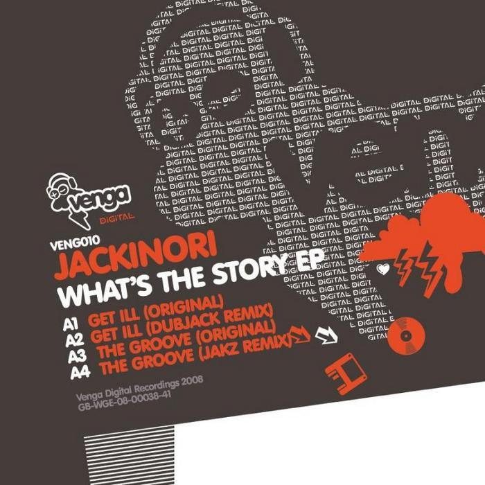 JACKINORI - Whats The Story EP