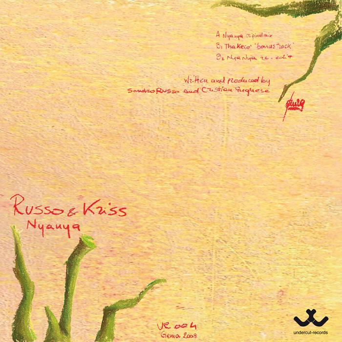 RUSSO N KRISS - Nyanya / Thakeco