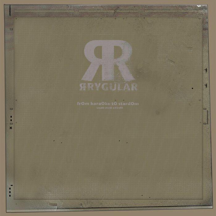 FROM KARAOKE TO STARDOM - Undo Redo Weirdo LP