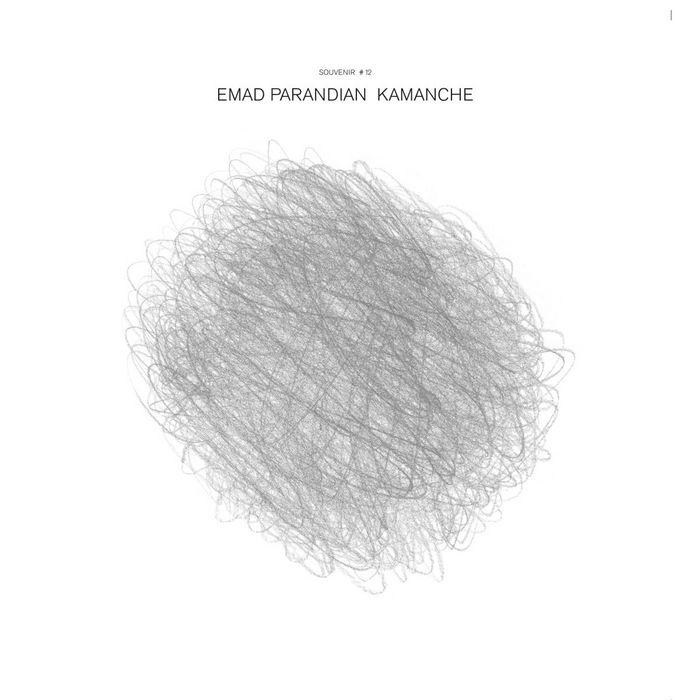 PARANDIAN, Emad - Kamanche (with Tiefschwarz remix)