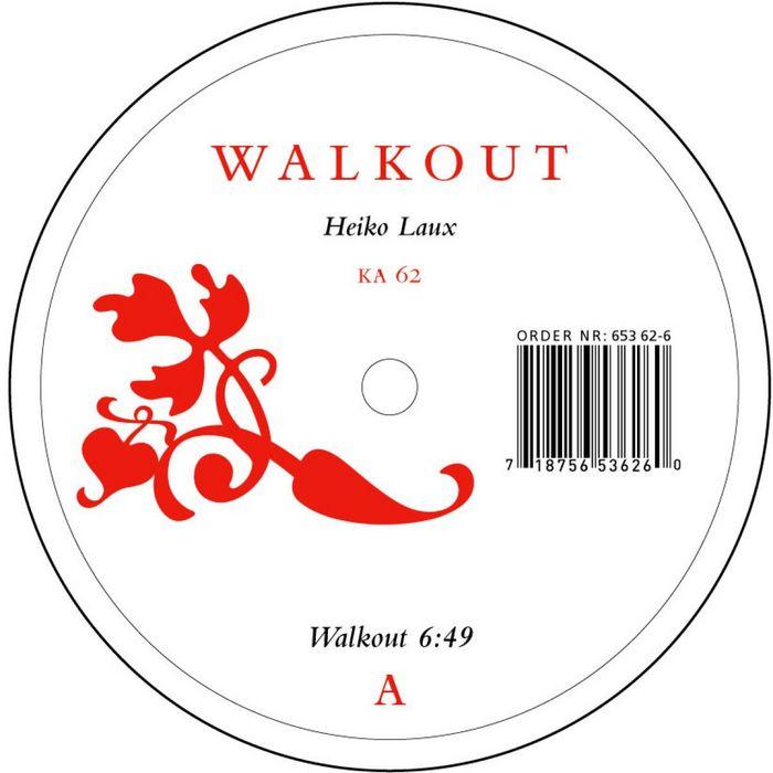 LAUX, Heiko - Walkout