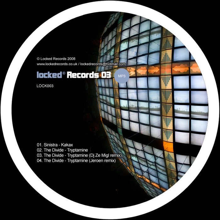 SINISTRA/THE DIVIDE - Locked Records 03