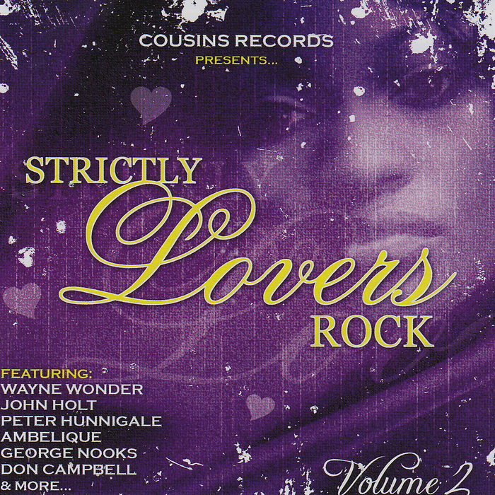VARIOUS - Strictly Lovers Rock Vol 2