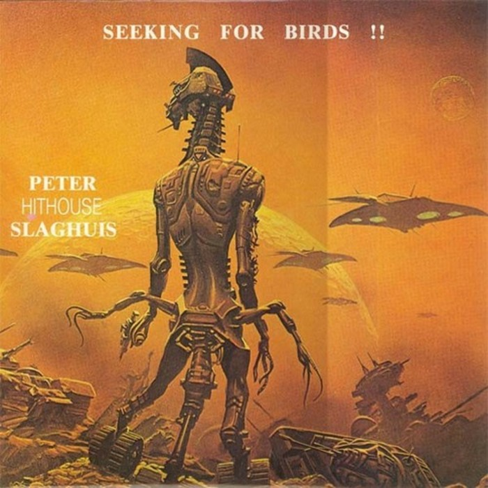 SLAGHUIS, Peter Hithouse - Seeking For Birds