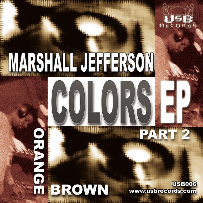 JEFFERSON, Marshall - Colors EP 2