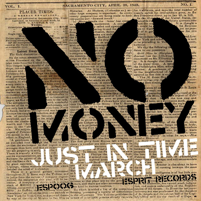 NO MONEY - Just In Time
