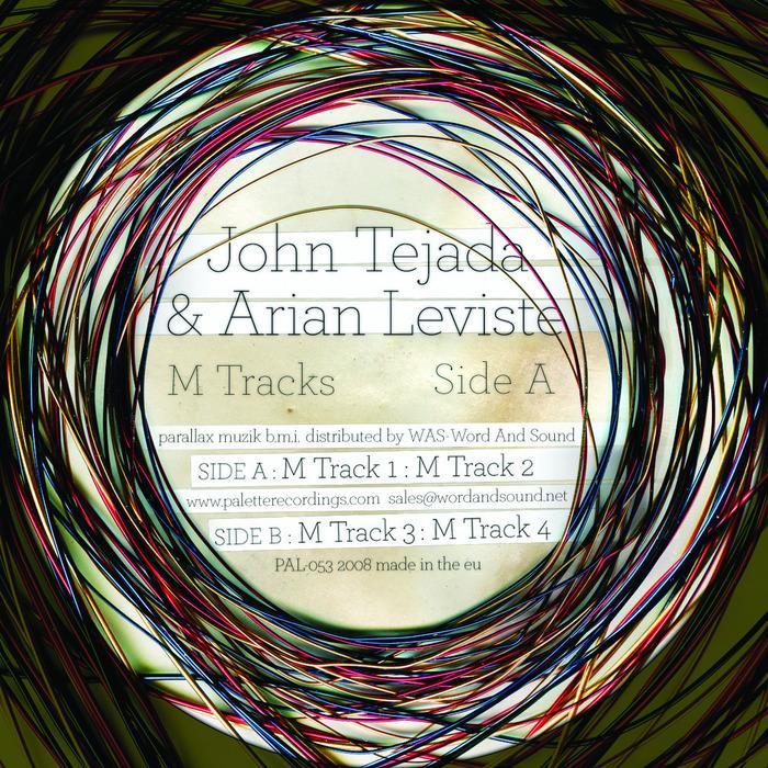 TEJADA, John/ARIAN LEVISTE - M Tracks