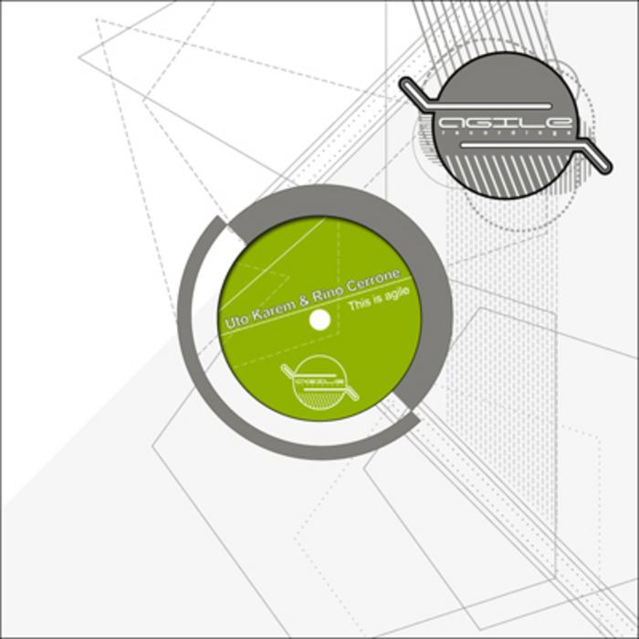UTO KAREM/RINO CERRONE - This Is Agile