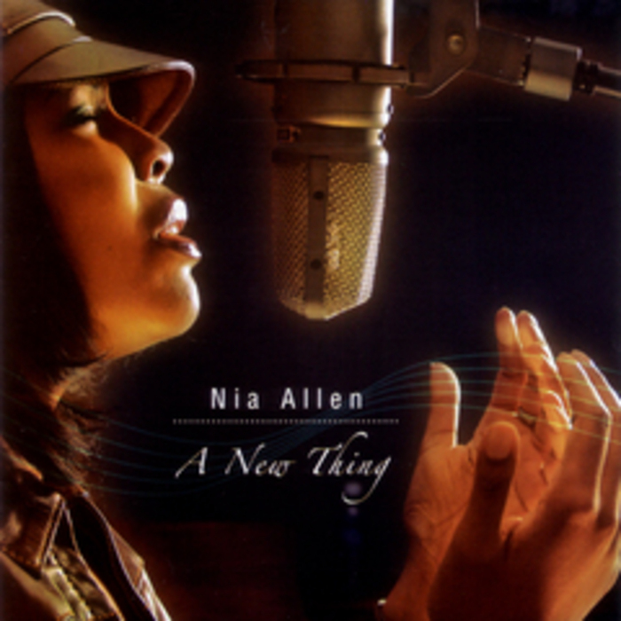 ALLEN, Nia - A New Thing