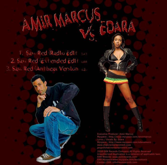MARCUS, Amir vs EDARA - Saw Red