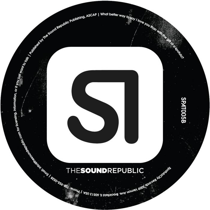SOUND REPUBLIC, The - Ill At Ease