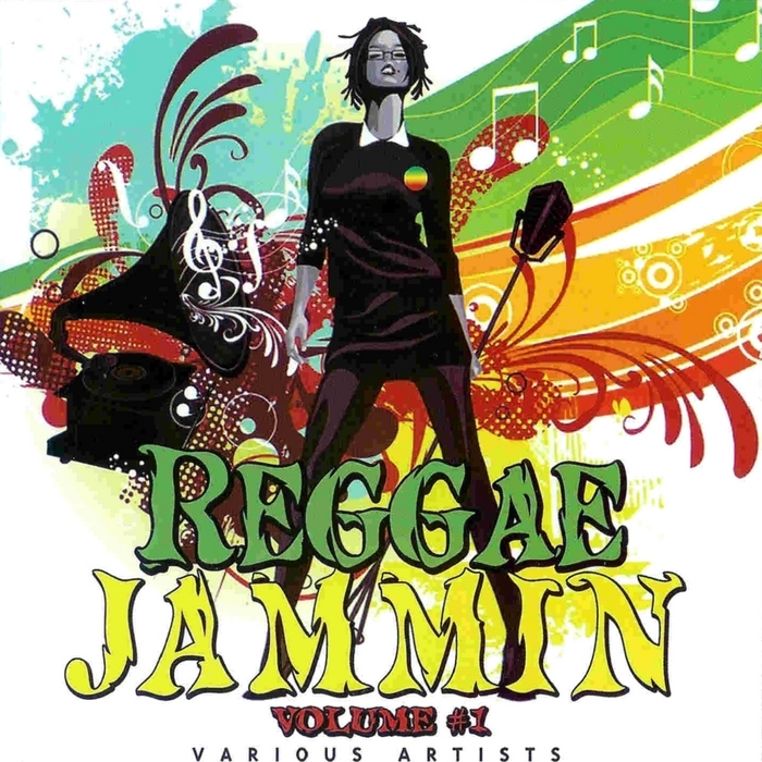 VARIOUS - Reggae Jammin Vol  1