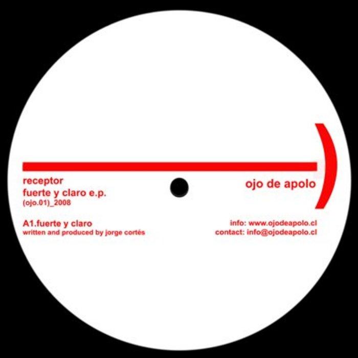 RECEPTOR - Fuerte Y Claro EP