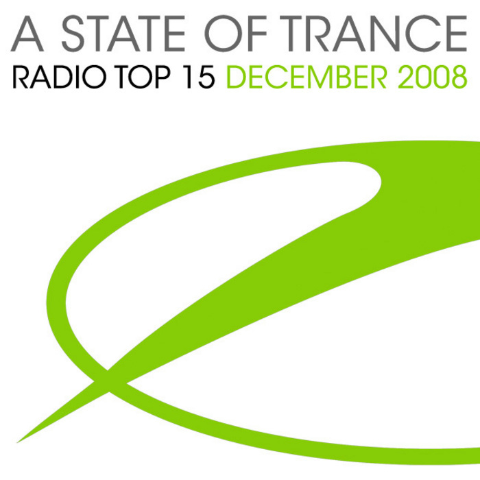 VARIOUS - A State Of Trance Radio Top 15 - December 2008