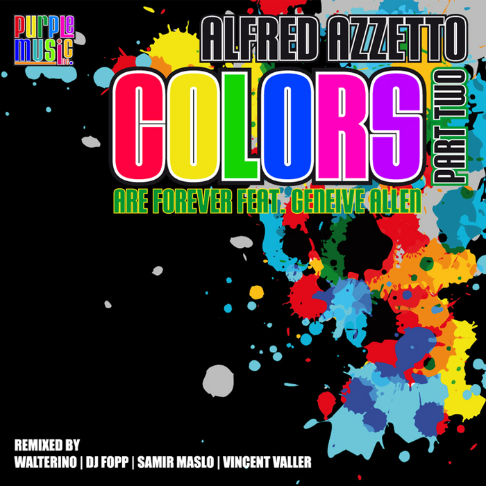 AZZETTO, Alfred feat GENEIVE ALLEN - Colors Are Forever (Part 2)