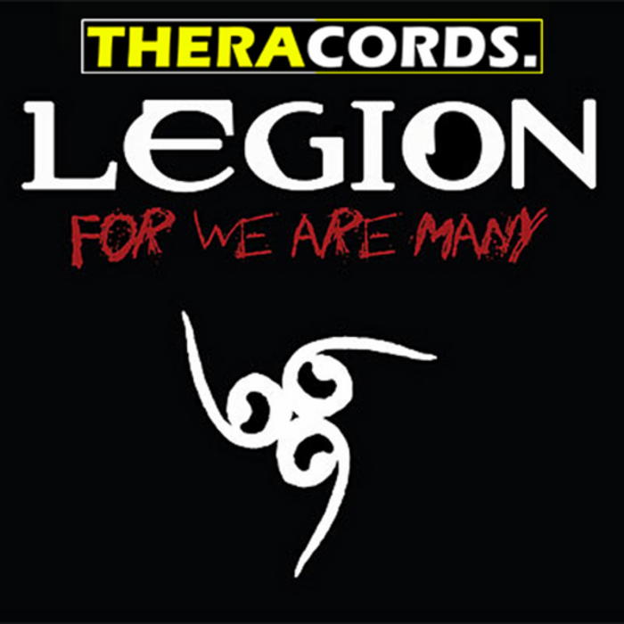 HELLRAISER/THE ENGINEER - Legion 'For We Are Many'