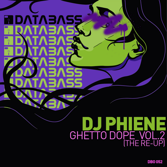 DJ PHIENE - Ghetto Dope Vol 2 (The Re-Up)