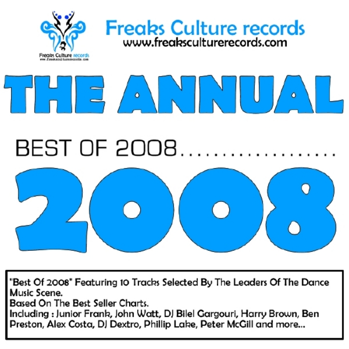 VARIOUS - The Freaks Best Of 2008