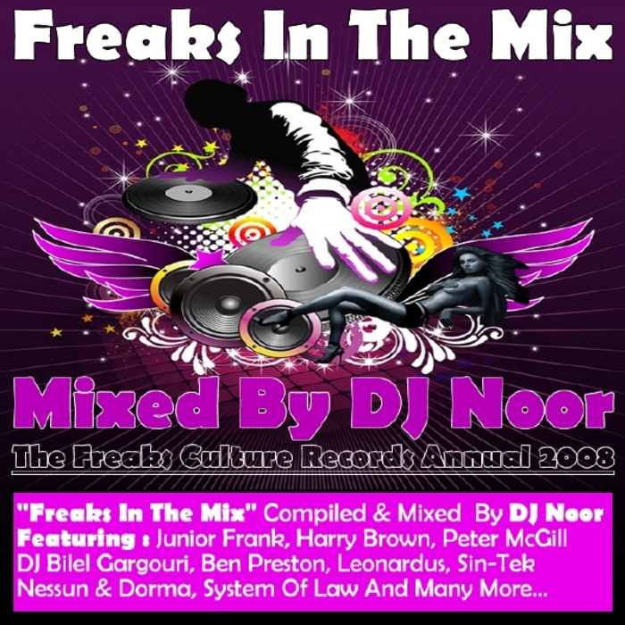 VARIOUS - Freaks In The Mix (continuous DJ mix)