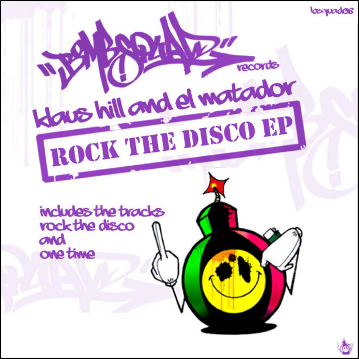 HILL, Klaus/EL MATADOR - Rock The Disco EP