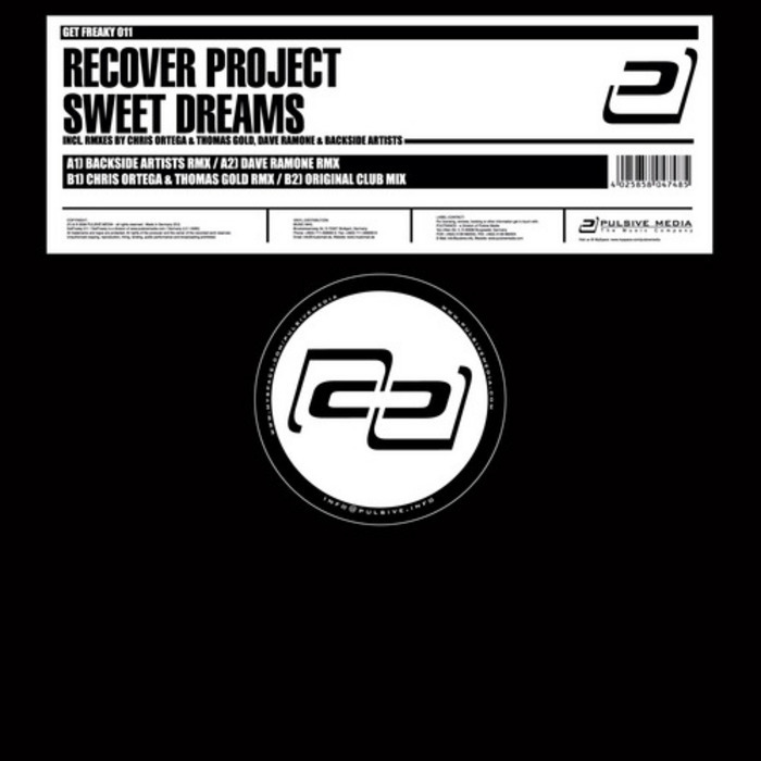 RECOVER PROJECT - Sweet Dreams