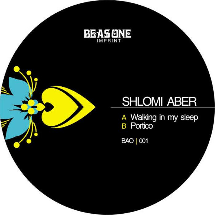 ABER, Shlomi - Walking In My Sleep