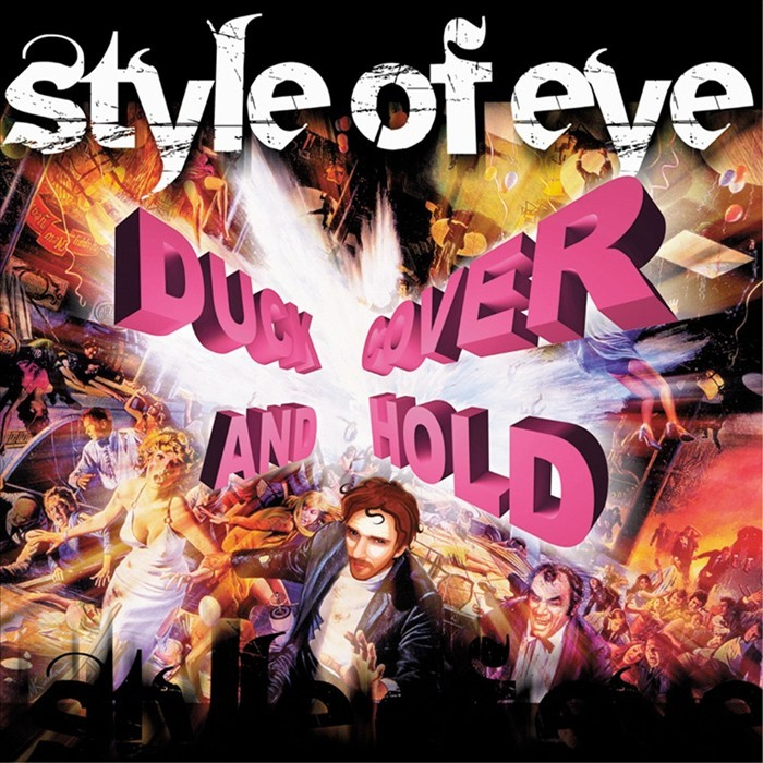 STYLE OF EYE - Duck Cover & Hold