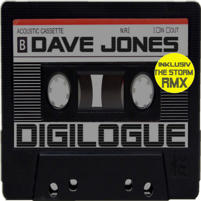 JONES, Dave - Digilogue