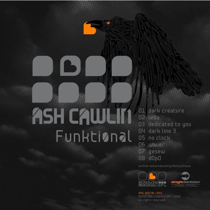 CAWLIN, Ash - Funktional