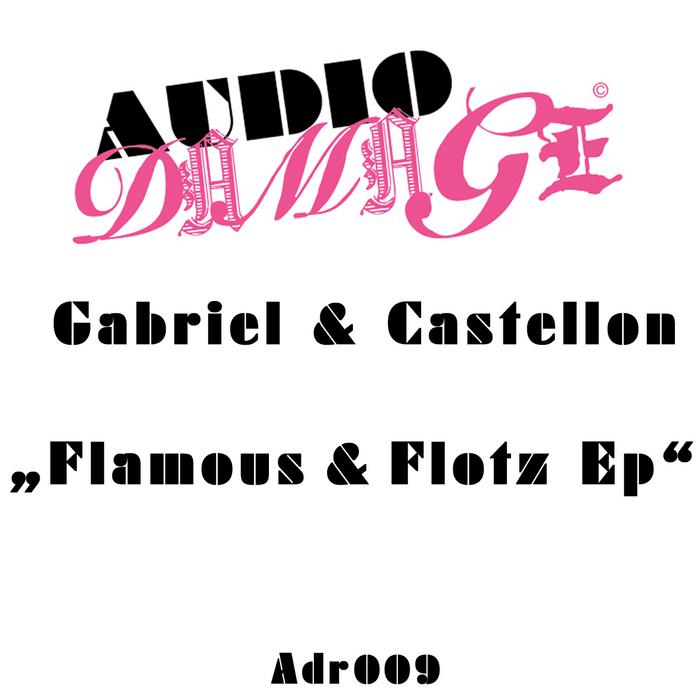 GABRIEL/CASTELLON - Flamous & Flots EP