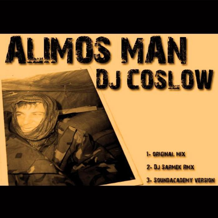 DJ COSLOW - Alimos Man