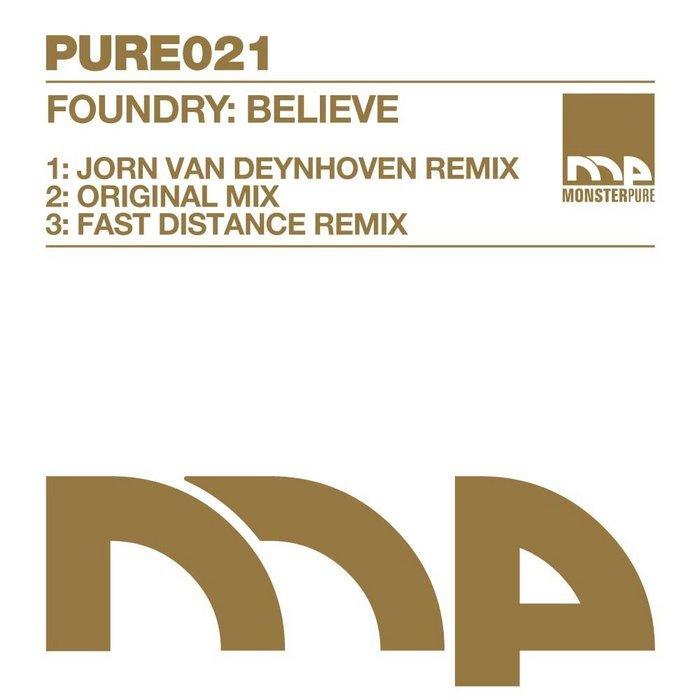 Foundry - Believe