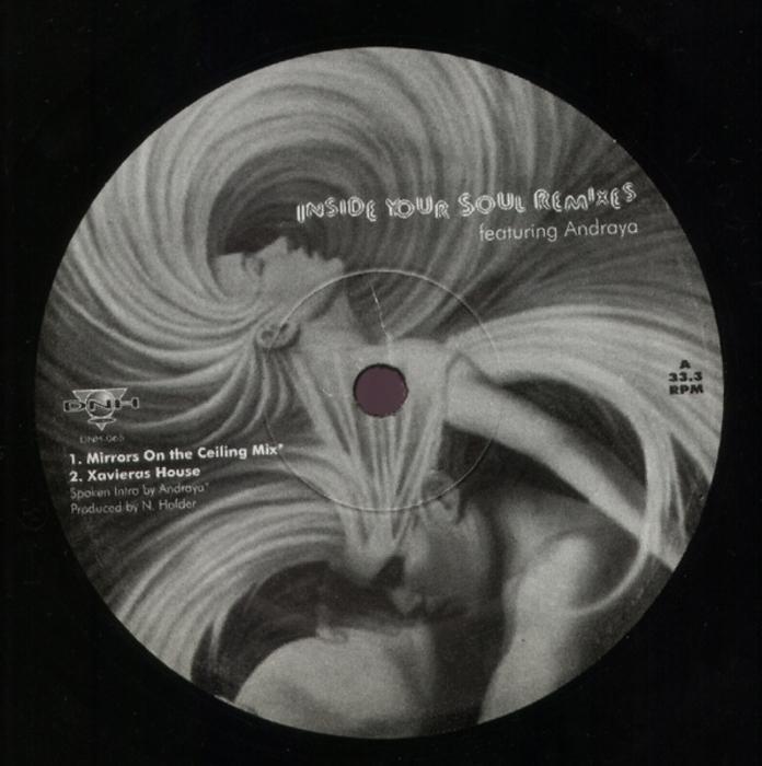 HOLDER, Nick - Inside Your Soul (remixes)