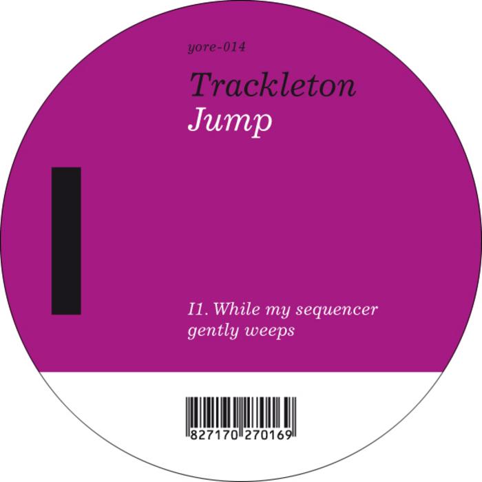 TRACKLETON - Jump EP