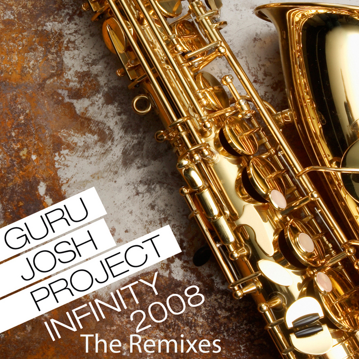 GURU JOSH PROJECT - Infinity 2008 (New remixes)