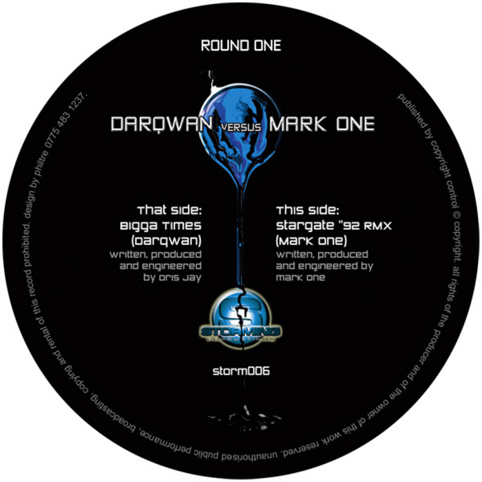 DARQWAN/MARK ONE - Round One
