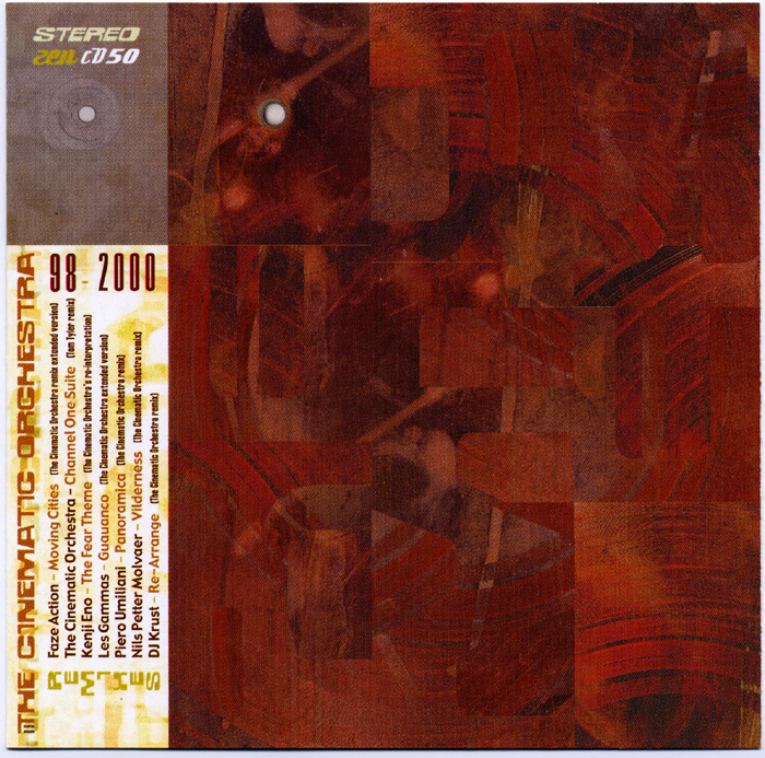 CINEMATIC ORCHESTRA, The/VARIOUS - Remixes 98 - 2000