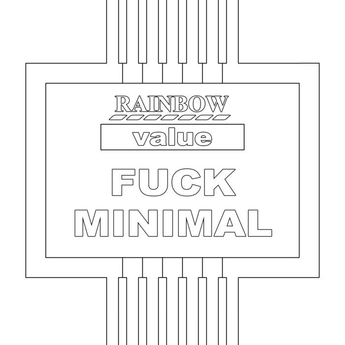 MR CHEEKY - Fuck Minimal