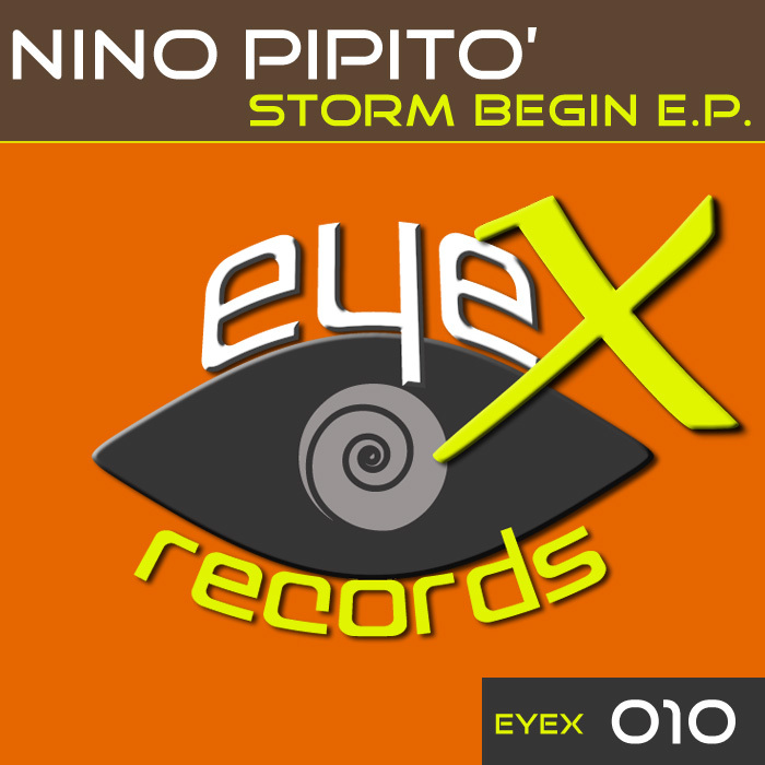 NINO PIPITO', Nino - Storm Begin EP