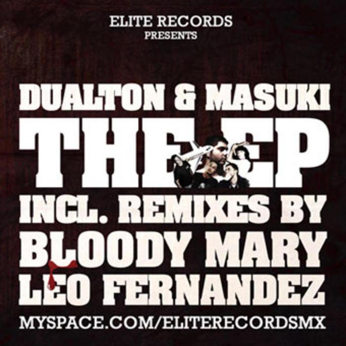 DUALTON/MASUKI - The EP