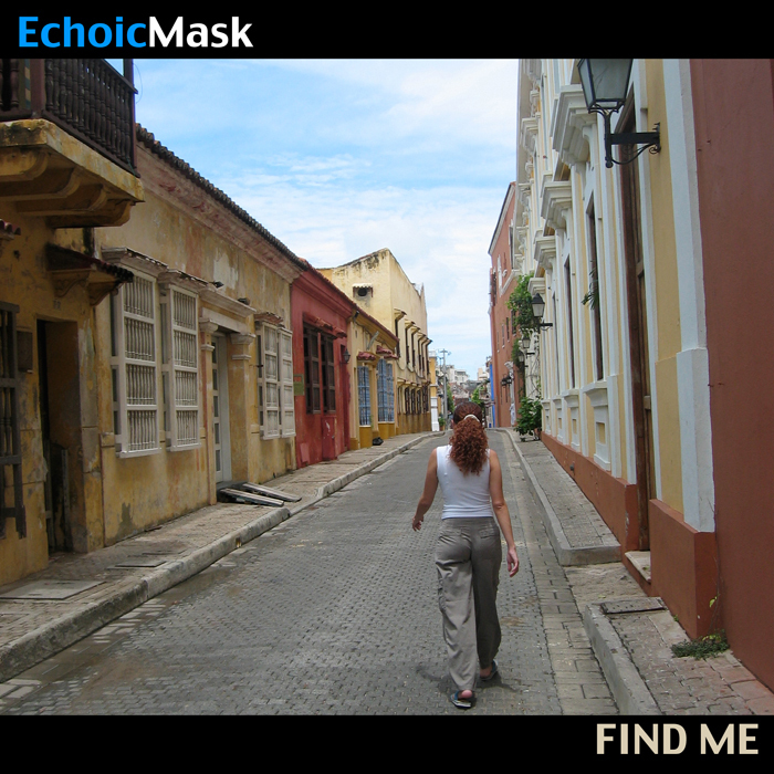ECHOIC MASK - Find Me